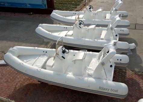 Inflatable Boat Hypalon 17ft hypalon rigid inflatable boat rib hypalon inflatable