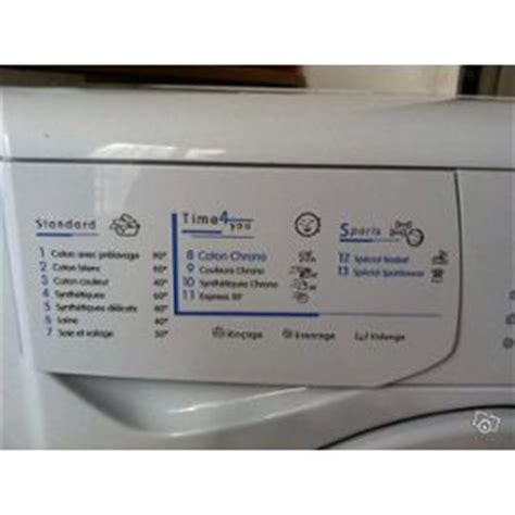 indesit wil 12 machine 224 laver pas cher priceminister