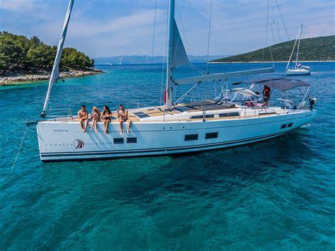 Sail Charter Croatia by Croatia Yachting Charter Total Croatia Sailing Total