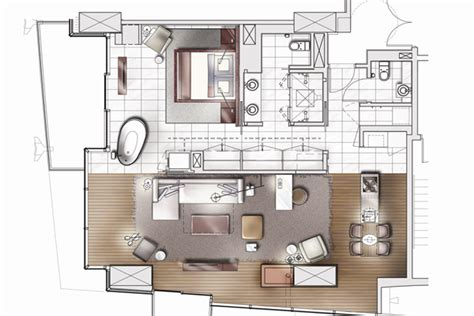 one bedroom suite at palms place in las vegas elite penthouses