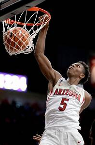 Arizona Wildcats freshman Brandon Randolph out with ...