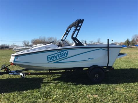 Heyday Wake Boats Price by Heyday Wt 1 Boats For Sale Boats