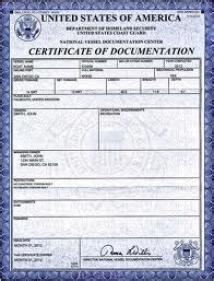 Ct Boat Registration Numbers Rules by Boat Registration Vs Documentation Boat Trader
