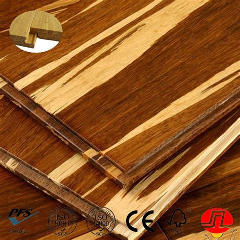 by click lock brand tiger stripe bamboo flooring buy click lock bamboo floor