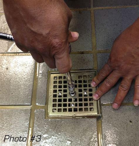 guardian floor drain lock square for zurn josam jr smith