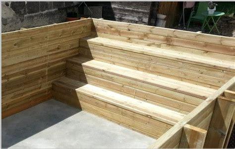 escalier sous liner piscine vercors piscine