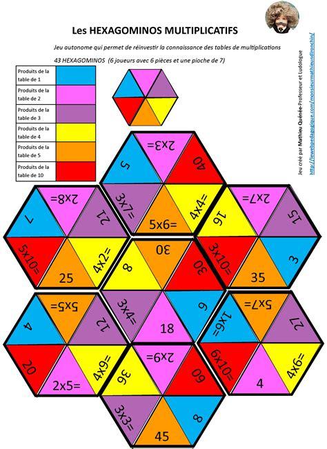 jeux de table de multiplication gratuit ce2