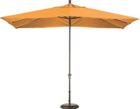 rectangular aluminum sunbrella a patio umbrella 11 x8
