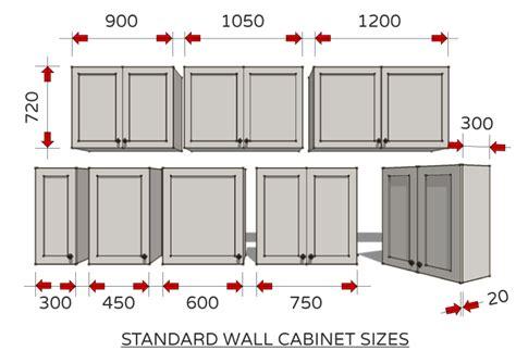 Standard Dimensions For Australian Kitchens