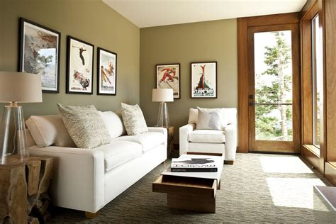 Frame Decor Examples For Living Room
