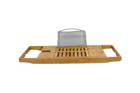 bamboo bathtub caddy with reading rack 100 bamboo bathtub caddy with reading rack chasse