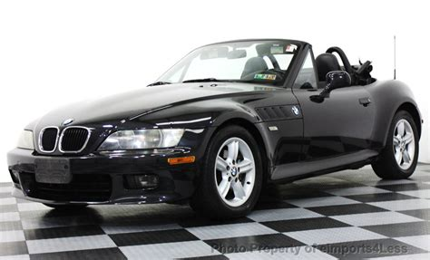 2000 Used Bmw Z3 Z3 2.3 Roadster 5 Speed At Eimports4less