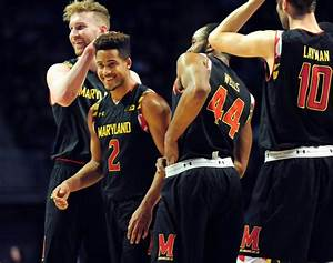Tests for Maryland Mens Basketball in the NCAA Tournament