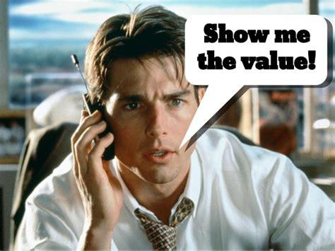 Show Me The Value  Sagi Smolarski