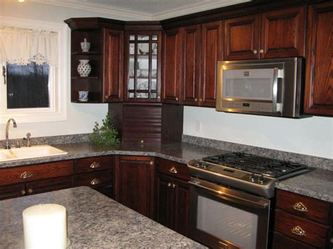 How To Clean Stained Kitchen Cabinets And Varnished