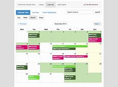 Managing events with SilverStripe A new calendar module