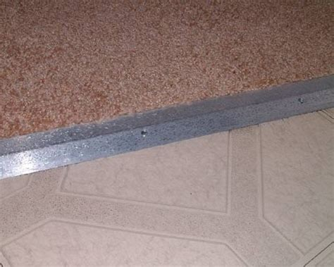 vinyl to carpet transition meze