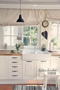 Küche Deko Ikea : die besten 25 ikea k che landhaus ideen auf pinterest wei e ikea k che landhausk che und ~ Markanthonyermac.com Haus und Dekorationen