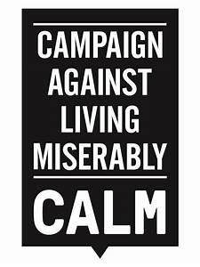 Campaign Against Living Miserably - Wikipedia