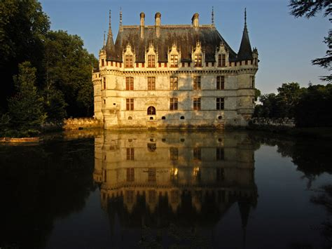 ch 226 teau of azay le rideau loire chateaux and other visits lodging dining goint out