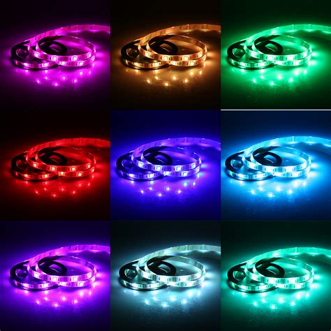 15m Smd 5050 Rgb Flexible Led Light Strip Color Changing