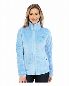 The north face Osito 2 Jacket in Blue (Powder Blue) - Save ...