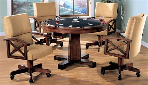 Marietta Black Convertible Dining Room Set From Coaster