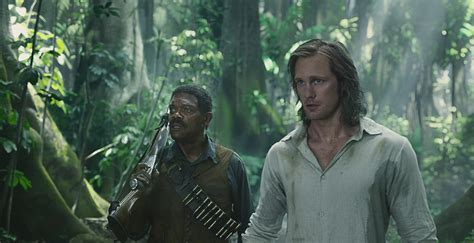 Tarzan Images Reveal Margot Robbie & Alexander Skarsgard Collider