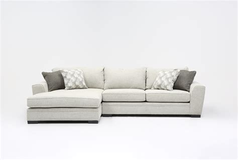 Delano 2 Piece Sectional Wlaf Oversized Chaise Living