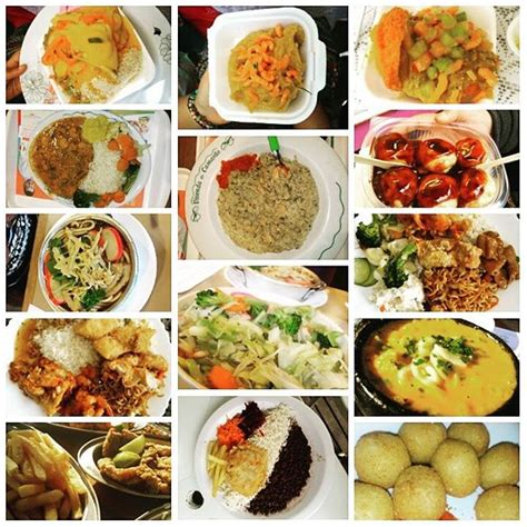 loads of different types of awesome food we had specially while travelling