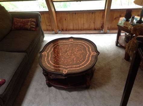 Best Ideas About Penny Coffee Tables On Pinterest