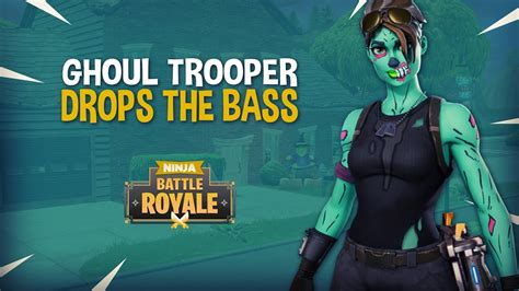 Ghoul Trooper Drops The Bass!!