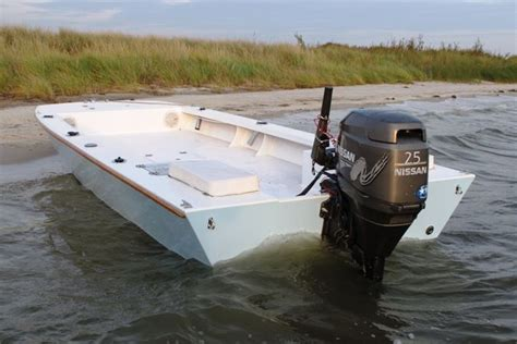 Homemade Fishing Boat by Inlet Runner 16 Powerboat Plans Diy Boats Pinterest
