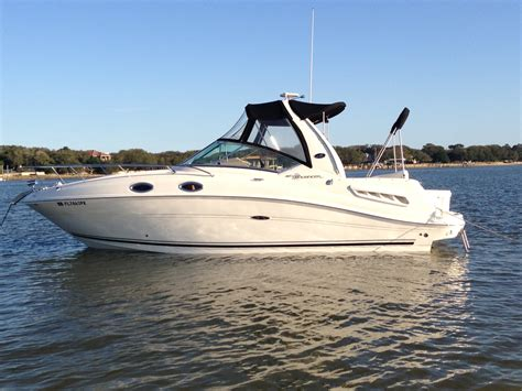 Sea Ray Boats Hull Truth by 2006 Sea Ray 260 Sundancer Boat Is Sold The