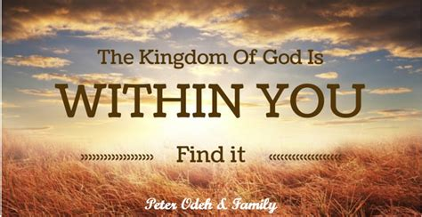 Focusinlove We Are The Kingdom Of God