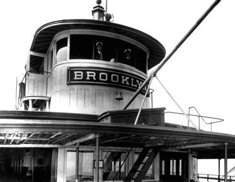 Boat Slip Brooklyn by Staten Island Ferry A Look Back At The Various Boats