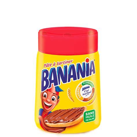 banania p 226 te 224 tartiner banania