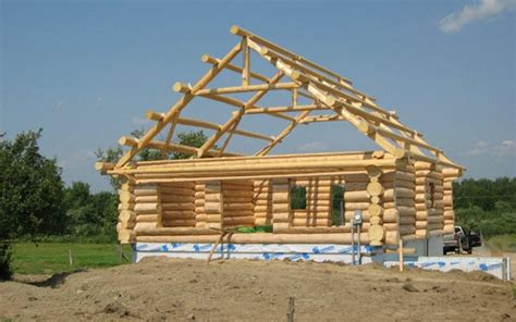 construire un chalet en bois le faire soi m 234 me ou par un professionnel