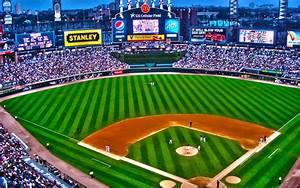 Chicago White Sox Ballpark U.S. Cellular HD Wallpaper #3507