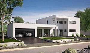 Moderne Häuser Walmdach : h user von kern haus ihr architektenhaus im hausfinder ~ Markanthonyermac.com Haus und Dekorationen