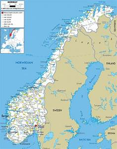Norway Map Related Keywords - Norway Map Long Tail ...