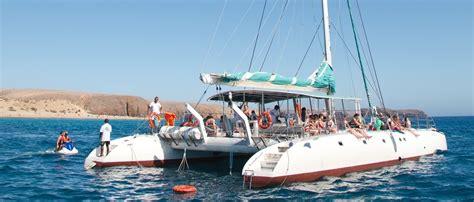 Catamaran Cruise Lanzarote by Catlanza Fantastic Catamaran Excursions