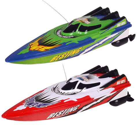 Rc Boats Games by New Radio Remote Control Twin Motor Speed Boat Rc Racing
