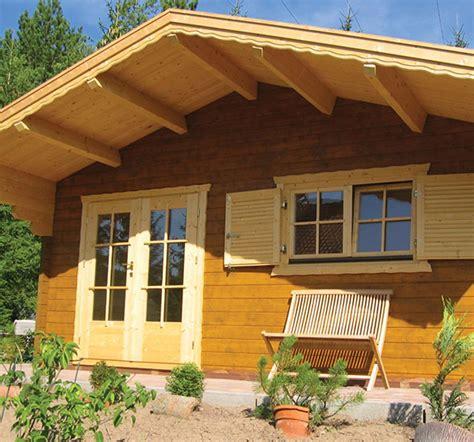 maison et chalet en bois chalet en bois en kit et sur mesure