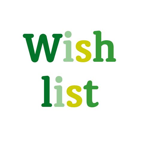 Can You Tick Anything Off Our Wishlist? Thomley