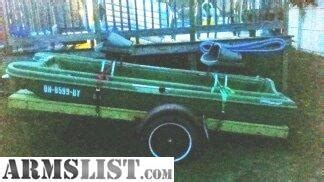 Bass Hunter Boat For Sale In Ohio for sale sold 10 bass hunter fishing boat w trailer