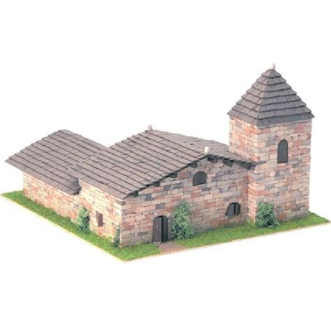 maquette maison rustica 1 achat vente assemblage construction cdiscount