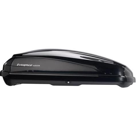 coffre de toit feu vert premium evospace 400dx noir brillant feu vert