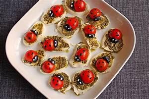 Gekochte Eier Dekorieren : tomaten marienk fer von moosmutzel311 ~ Markanthonyermac.com Haus und Dekorationen