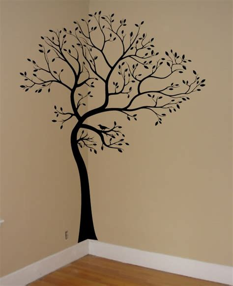 decals by digiflare 6 ft big tree wall decal deco